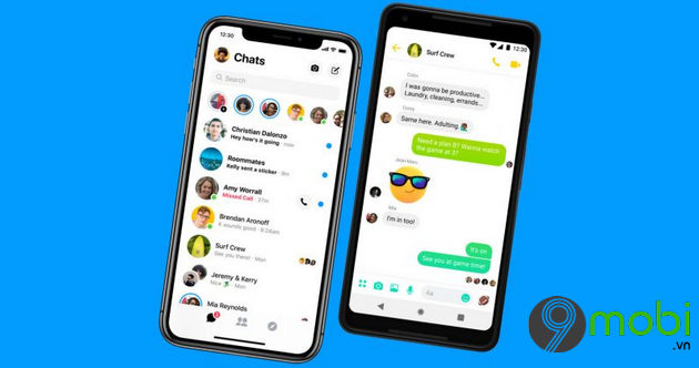 top 5 app thay the imessage tren android 2