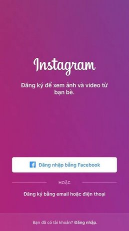tim kiem ban be instagram bang facebook