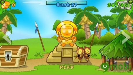Bloons TD 5 for iOS miễn phí