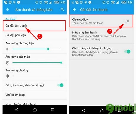 cai thien am thanh android