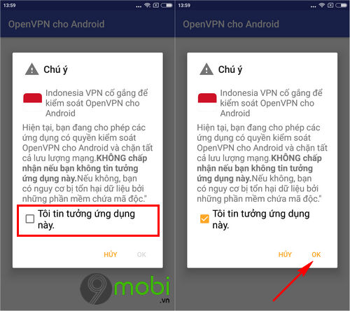 cach fake ip indonesia tren dien thoai android iphone 2