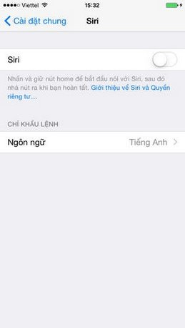 mo siri iphone 5