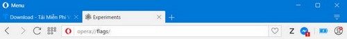 Bật, tắt tính năng cuộn mượt trên Opera, bật smooth scrolling trên Opera