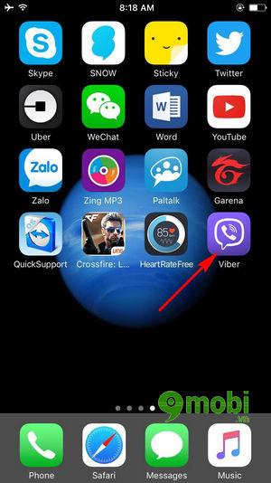 bat tat xem truoc tin nhan tren viber cho iphone android 2
