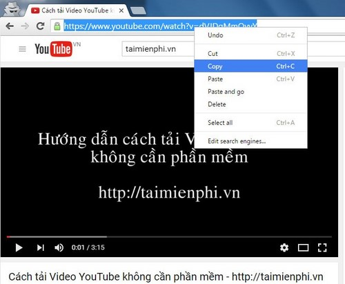 tai video youtube bang youtube downloader