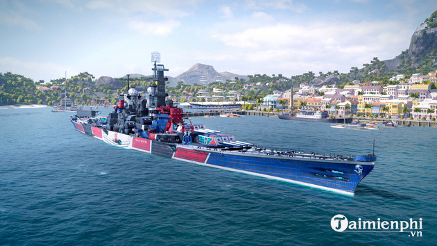 cac transformers da san sang chien dau trong world of warships legends 2