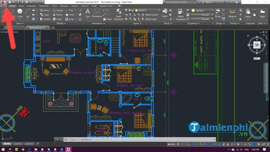 cach backup file autocad tu dong 2