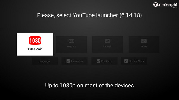 How to install high lights on youtube smart tv 2