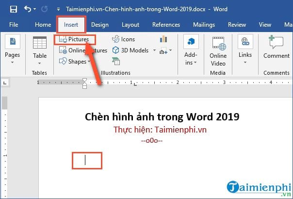 cach chen hinh anh trong word 2019 2