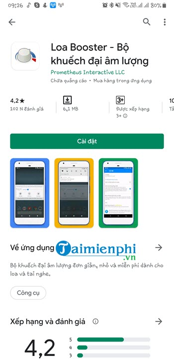 cach chinh tang am luong loa tren dien thoai android 2