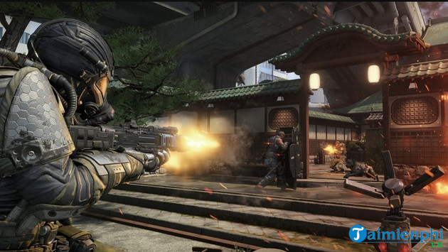 cach choi che do rockets only trong call of duty mobile 2