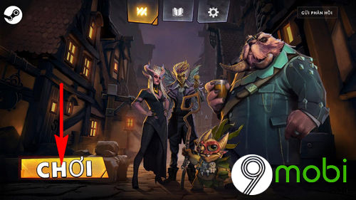 cach choi dota underlords tren dien thoai android iphone 2