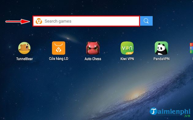 cach choi garena free fire tren gia lap android ldplayer