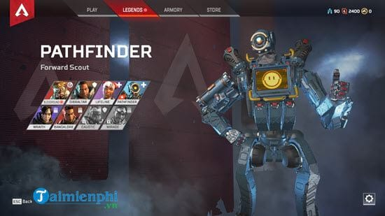cach choi pathfinder trong apex legends 2