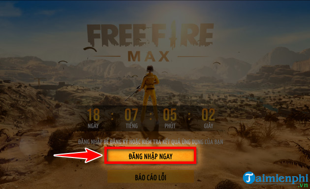 cach dang ky choi free fire max closed beta 3 0 2