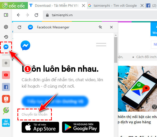 how to import multiple facebook accounts on coc 2