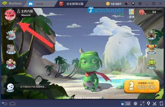 cach doi tieng trung sang tieng anh trong auto chess mobile 2