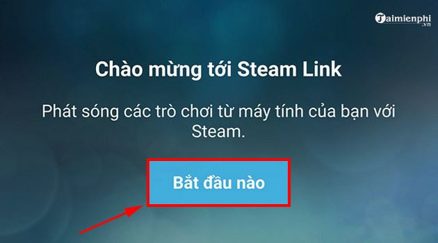 cach dung steam link choi game steam tren mobile 2
