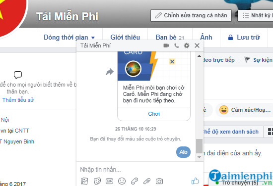 cach gui tin nhan cho nhieu nguoi tren facebook 2