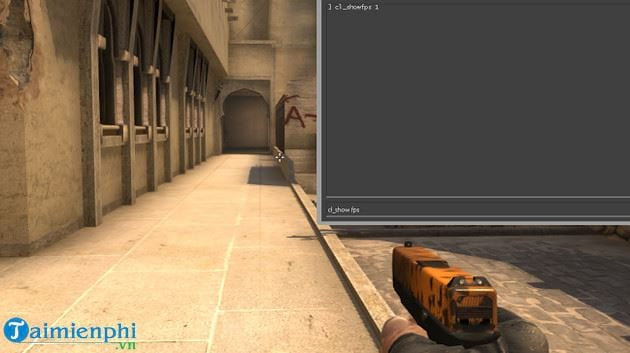 cach hien thi fps trong csgo 2