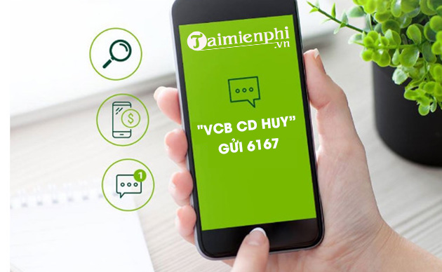 cach huy sms banking vietcombank 2