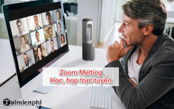 cach len lich cuoc hop gio hoc trong zoom meeting