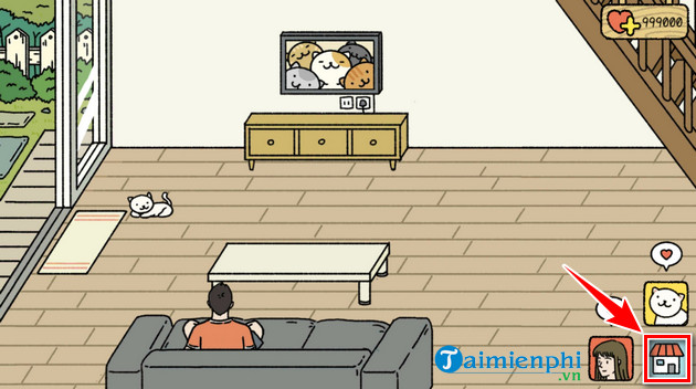 cach ly hon trong game adorable home 2