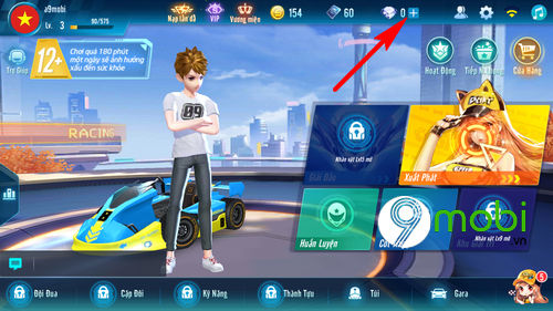 cach nap the kim cuong cho game zing speed mobile 2