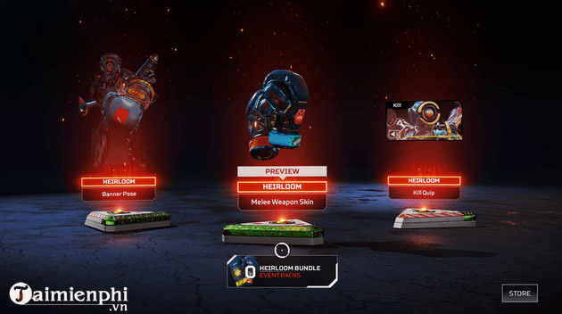 cach nhan set pathfinder heirloom apex legends mien phi 2