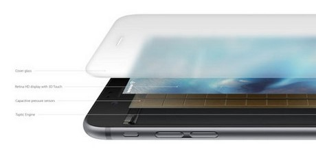 cach su dung 3D Touch