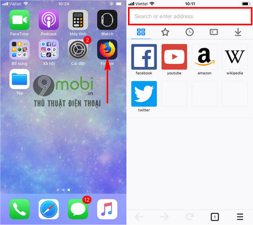 cach tai file tren iphone bang trinh duyet firefox 2