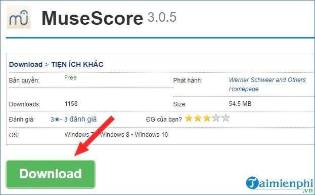 How to download and install the musescore music software on your computer 2