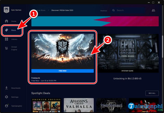 cach tai game frostpunk mien phi