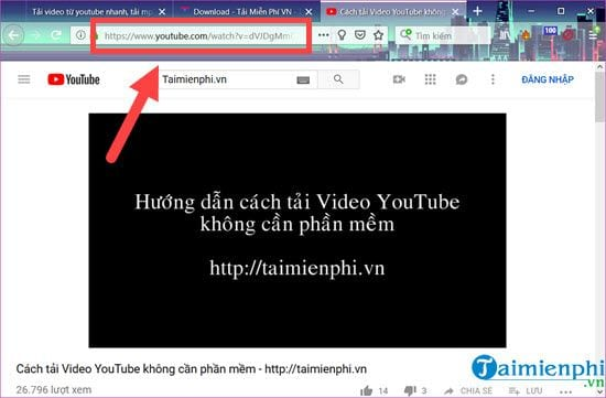cach tai video 1080p 720p tren youtube ve may tinh 2