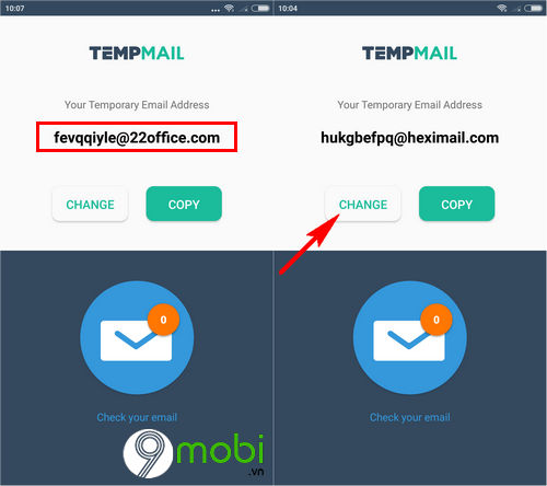 cach tao email ao tren android va iphone 2