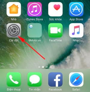 cach xem cac app 32 bit cai tren iphone ipad dung ios 10 3 2