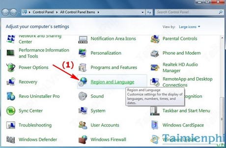 Install a virtual keyboard on Windows 7/8 Korean