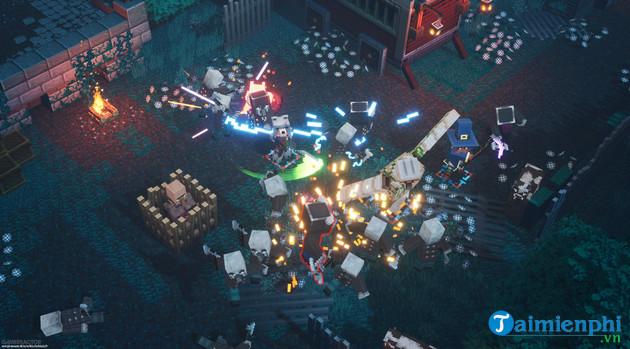cau hinh choi game minecraft dungeons muot khong giat lag 2