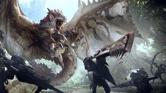 cau hinh de choi monster hunter world 2