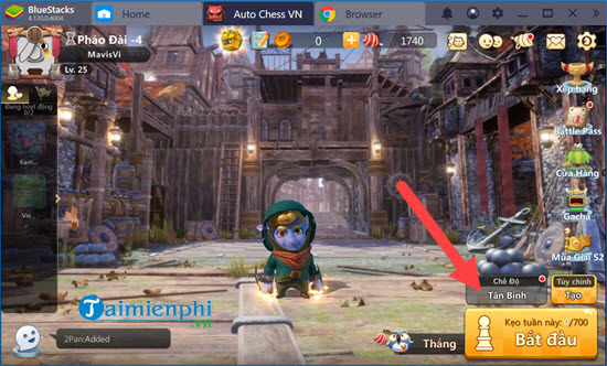 che do nguoi anh em thien lanh trong auto chess mobile co gi hay 2