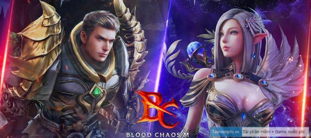 cach nhap code blood chaos m
