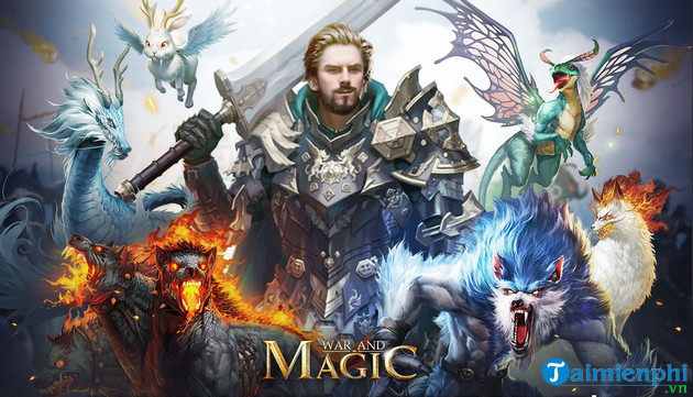 cach nhap giftcode game war and magic