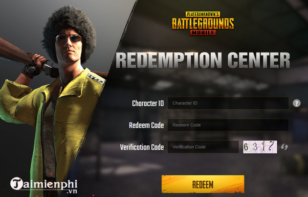 giftcode pubg mobile 2020