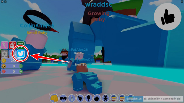 giftcode roblox baby simulator