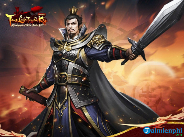 code game tam quoc truyen ky mobile