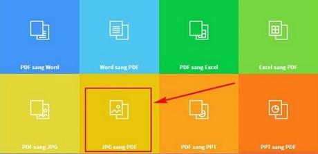 tao file pdf tu hinh anh bang small pdf