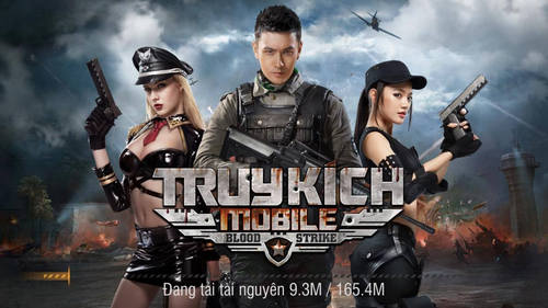 dang ky tao tai khoan truy kich mobile game ban sung mobile tren iphone android 2