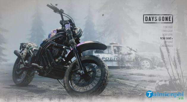 days gone ra mat che do new game plus giua thang 9 2