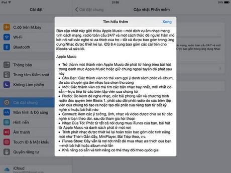 tai iOS 8.4