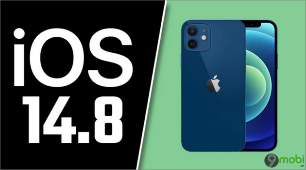 loi cap nhat iOS 14.8
